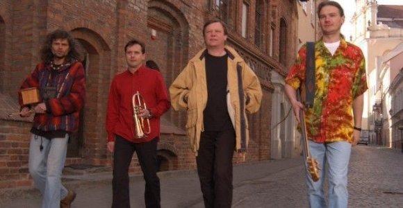 """Groti """"Galvė Jazz"""" fiestoje – svarbi priežastis atvykti iš Niujorko"""