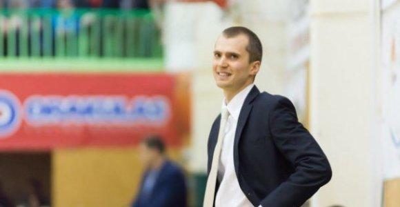 """LKL išsilaikiusį """"Nevėžį"""" treniruos Marius Kiltinavičius"""