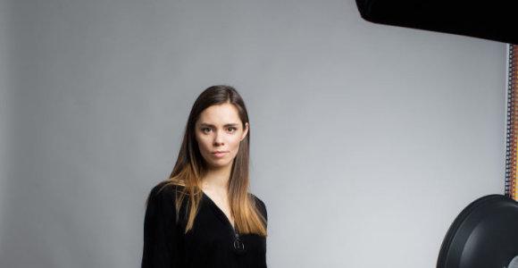 Aktorė Elžbieta Latėnaitė