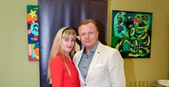 """Gedimino Juodeikos mylimoji Živilė Jonikaitė: """"Darbas puošia labiau nei kosmetika"""""""