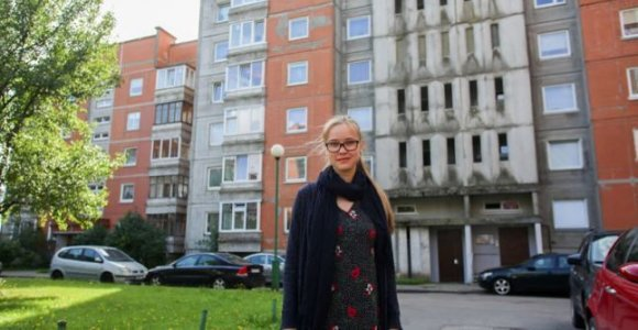 Studentė perteikė senjorų požiūrį: kaip bendrauja daugiabučių kaimynai Klaipėdoje