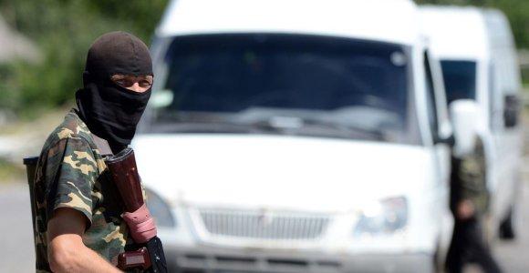 Generalinio štabo išdavikai už tūkstantines sumas išduoda Ukrainos ATO pajėgų maršrutus