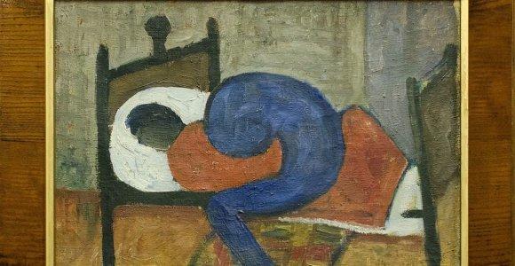 Bus parduodami A.Samuolio, A.Galdiko, V.Kasiulio ir kitų tapytojų kūriniai