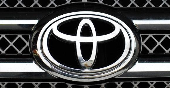 """""""Toyota"""" investuos 360 mln. eurų į skraidančių automobilių gamintoją """"Joby Aviation"""""""