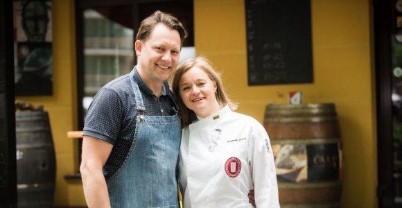 """30 geriausių restoranų. 30 vieta: antrus metus iš eilės geriausi Druskininkuose – """"Velvetti"""""""