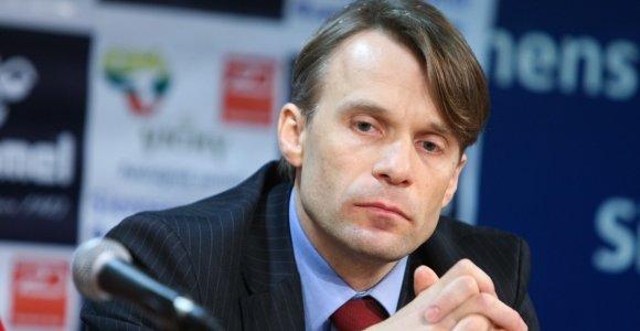 """Naujasis KKSD vadovas Edis Urbanavičius: """"Mano tikslas – didinti pasitikėjimą"""""""
