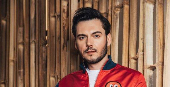 Tadas Rimgaila kviečia balsuoti stilingiausių Lietuvos vyrų rinkimuose