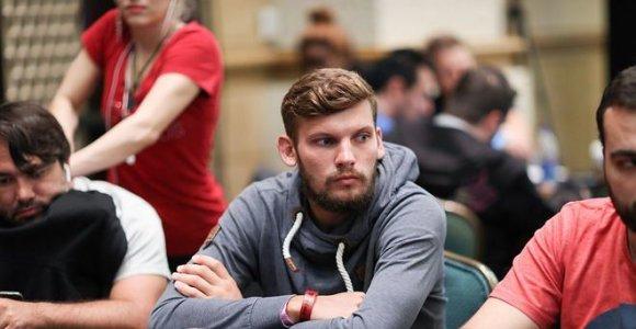 PCA pagrindinio turnyro 2 dienoje suklupo paskutiniai lietuviai