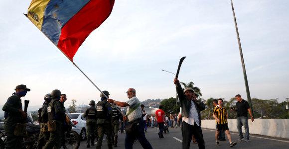 Į Lietuvą iš ekonominės suirutės apimtos Venesuelos persikelti svarsto tik keliolika žmonių