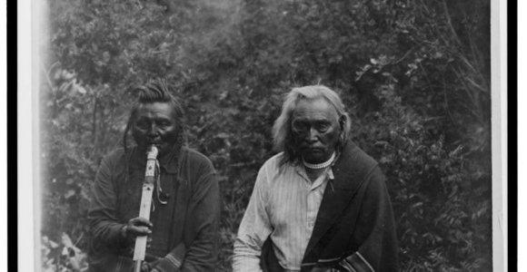 Šiaurės Amerikos indėnai rūkė tūkstančius metų, bet visai ne tabaką
