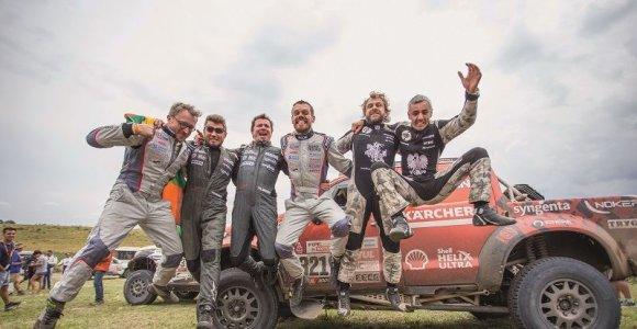 Oficialu: 2020 m. Dakaro ralis vyks ne Pietų Amerikoje!