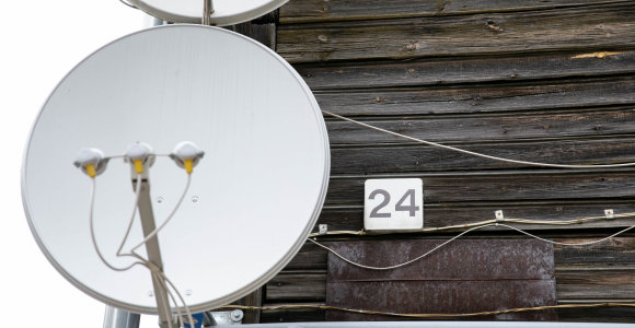 Prieš akis styro kaimyno TV palydovas: ar turite teisę reikalauti jį nuimti