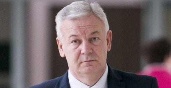 Seimo Antikorupcijos komisijai vadovaus liberalas R.Juška