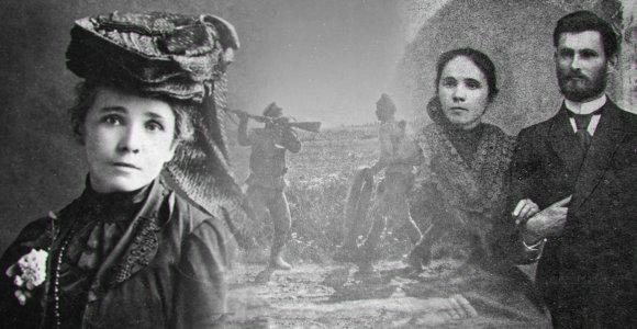 """Joana Pavalkytė-Griniuvienė – lietuvybę skleidusi """"dėdienė"""", kurios prisibijojo ir caro valdžia"""