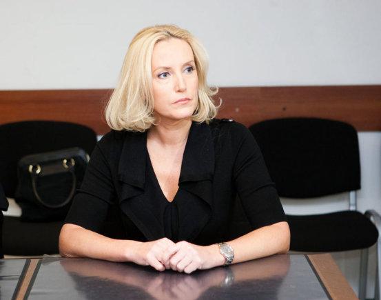 Gretos Skaraitienės/Žmonės.lt nuotr./Živilė  Pinskuvienė teisme