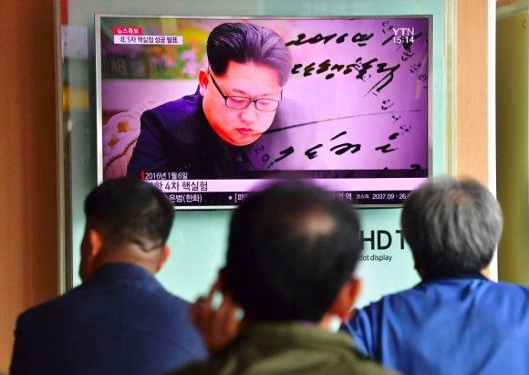 "AFP/""Scanpix"" nuotr./Kim Jong Unas"