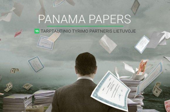 Panama Papers tyrimas