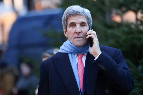 "AFP/""Scanpix"" nuotr./Johnas Kerry"