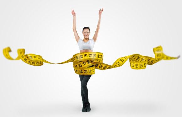 Shutterstock nuotr./Liekna moteris