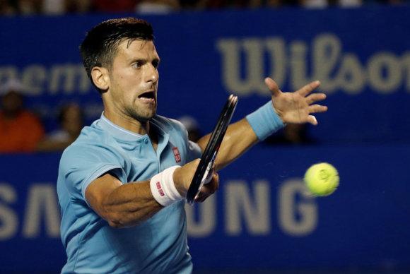 """""""Scanpix"""" nuotr./Novakas Džokovičius"""