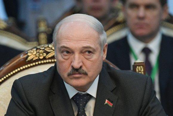 """""""Scanpix"""" nuotr./Aliaksadras Lukašenka"""