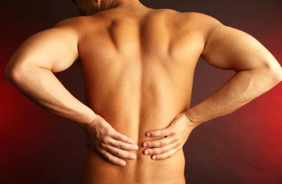 """""""Shuterstock"""" nuotr./Nugaros skausmas"""