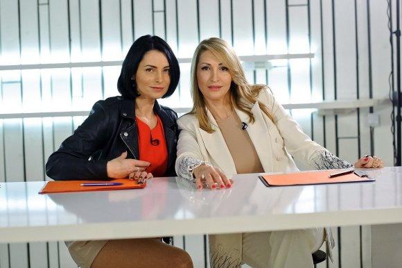 TV3 nuotr./Agnė Jagelavičiūtė ir Daina Bosas