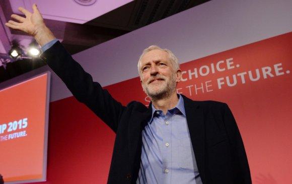 """""""Scanpix"""" nuotr./ Jeremy Corbynas"""