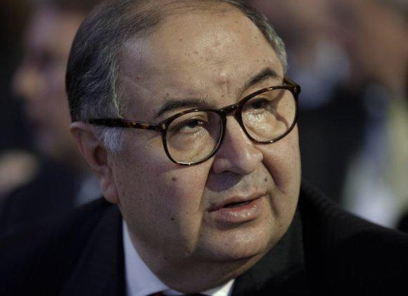 """""""Reuters""""/""""Scanpix"""" nuotr./Ališeras Usmanovas"""