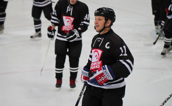 hockey.lt nuotr./Darius Kasparaitis