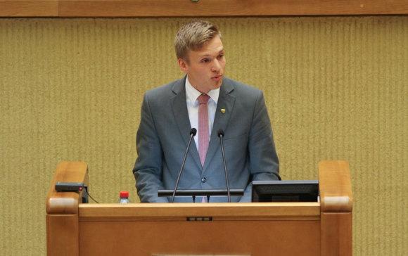 Organizatorių archyvo nuotr./Vytautas Keršanskas