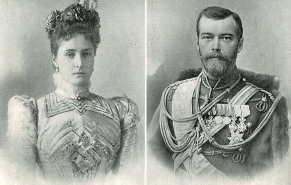 wikipedia.org nuotr./Caras Nikolajus II ir Aleksandra Feodorovna