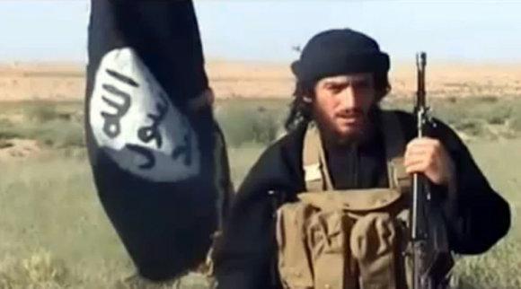 "AFP/""Scanpix"" nuotr./Mohammadas Abu Mohamedas al Adnani"