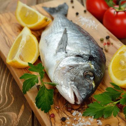 Shutterstock nuotr./Žuvis