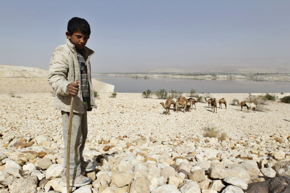 """Reuters""/""Scanpix"" nuotr./Sausra Sirijoje"