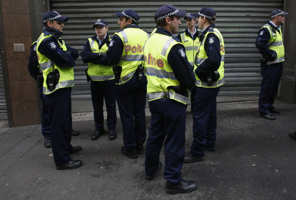 """""""Reuters""""/""""Scanpix"""" nuotr./Australijos policija"""