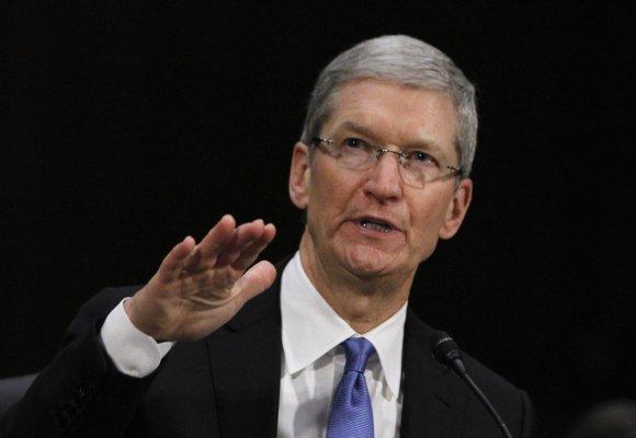 """Reuters""/""Scanpix"" nuotr./""Apple"" generalinis direktorius Timas Cookas"