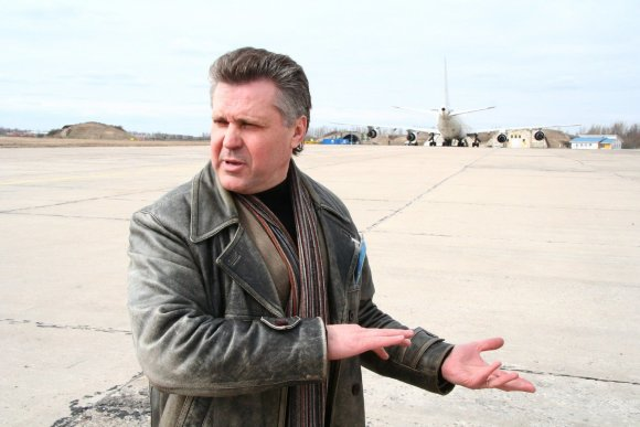 Alvydo Januševičiaus nuotr./Romas Mikšys, Šiaulių oro uosto direktorius.