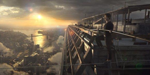 """""""ACME Film"""" nuotr./Josephas Gordonas-Levittas filme """"Pasivaikščiojimas"""""""