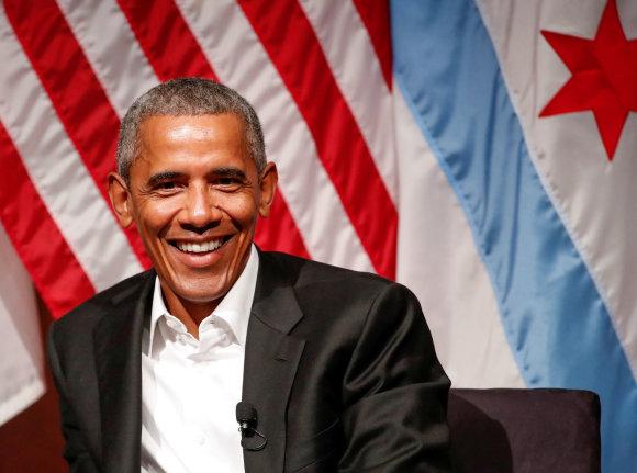 """Reuters""/""Scanpix"" nuotr./Barackas Obama"