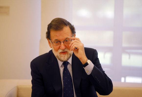"""Scanpix""/AP nuotr./Mariano Rajoy"