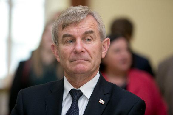 Juliaus Kalinsko / 15min nuotr./Viktoras Pranckietis