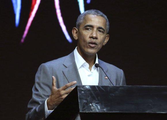 """Scanpix""/AP nuotr./Barackas Obama Indonezijoje"
