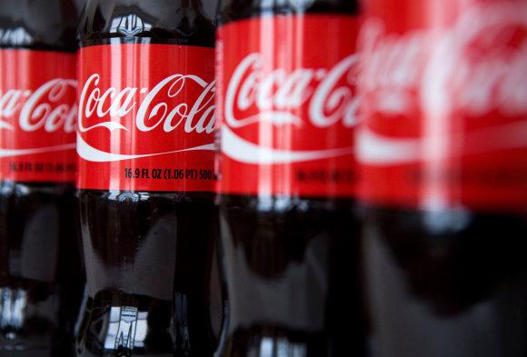 """Vida Press nuotr./""""Coca Cola"""""""