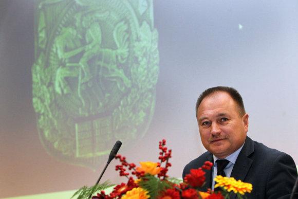 Eriko Ovčarenko / 15min nuotr./Teisėjų susirinkime