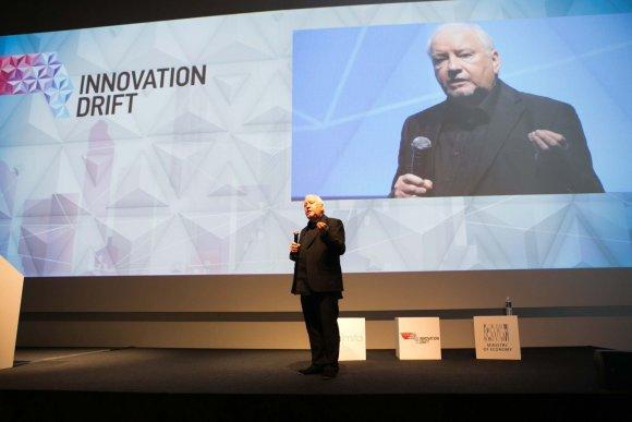 Innovation drift org. nuotr./Ray'us Hammondas