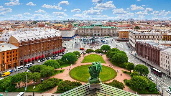 """""""Makalius.lt"""" archyvo nuotr./Sankt Peterburgas, Rusija"""