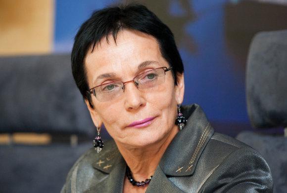 Tomo Lukšio/BFL nuotr./Seimo narė Marija Aušrinė Pavilionienė