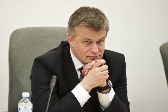 J. Petronis/Prof. dr. Šarūnas Liekis