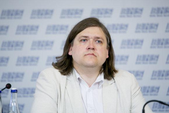 Irmanto Gelūno / 15min nuotr./Kęstutis Kupšys